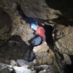 Wet caving, Swildon's Hole, the Mendips